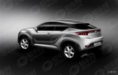 2016 Toyota Rav4 - rear