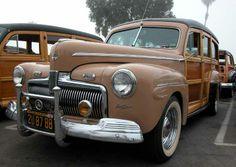 1942 Ford Station Wagon