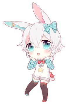 chibi commission for aumbrieones!!! thank you for commissioning me! i'll try to dish out another chibi tomorrow before work if i can ^ 0 ^ done in sai / ps please do not use / repost my art unless ...