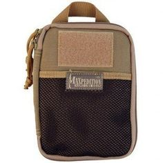 Maxpedition EDC Organiser Pouch: Maxpedition EDC Pocket Organiser – Small items organizer that fits neatly into a pant cargo pocket.…