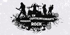 """Concurso """"En Capitalino Errante queremos ROCK"""" Vol.2 - Capitalino Errante"""