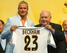 Beckham & Don Alfredo.