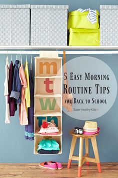 5 Easy Morning Routi