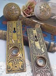 Antique Victorian Brass Door Locks | Victorian, Doors and Front door ...