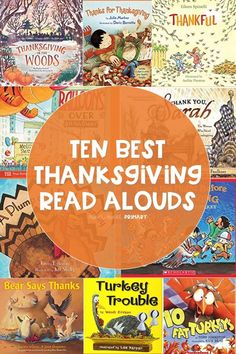 Needs some new Thanksgiving read aloud books for your classroom? These sweet and funny stories are sure to be a hit in your classroom. #thanksgiving #books #booksforkids