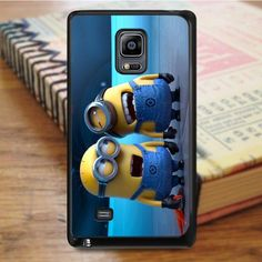 Minions Despicable Me Samsung Galaxy Note 4 Case