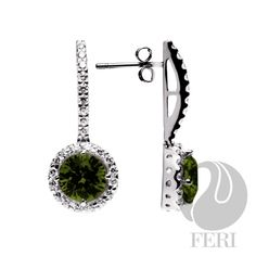 - 925 fine sterling - micron natural plating - Set with AAA white cubic zirconia and cubic zirconia - Dimension: (Length)/ visit site to purchase Gift Certificates, Luxury Jewelry, Sterling Silver Earrings, Plating, Burgundy, Fancy, Galleries, Gemstones, Gifts