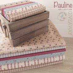 "277 mentions J'aime, 106 commentaires - L'Aтelιer Perdυ (@atelierperdu) sur Instagram : ""My new fabric collection Pauline will soon reach your quilt shops, and I could not resist selecting…"""