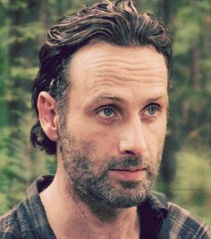 Oh Rick, how I've missed that pretty little face...