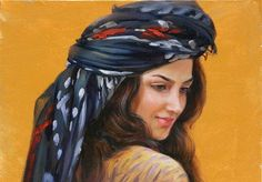 indignantkurd:  Kurdish art is so beautiful. I tried to find out who the artist is but I couldn't find it out. If anyone knows it feel free to add the artists name