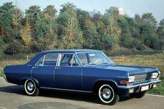 OPEL KAPIAN MOTOR | Opel Kapitän, Admiral y Diplomat: 50 años de los tres grandes de ...