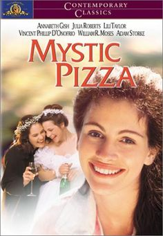 Rent Mystic Pizza starring Annabeth Gish and Julia Roberts on DVD and Blu-ray. Get unlimited DVD Movies & TV Shows delivered to your door with no late fees, ever. Julia Roberts, See Movie, Film Movie, Comedy Movies, 80s Movies, Good Movies To Watch, Great Movies, Annabeth Gish, Mystic Pizza