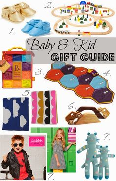 Gifts for the babies and toddlers!