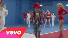 Pharrell Williams - Marilyn Monroe (Official Video) ♡ seriously all of his songs are sooooo catchy :) ♡♡