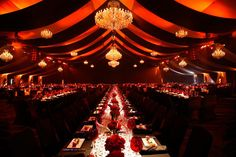 The Songket Affairs Diaries: Fab fridays: Magnificent Tent Ideas