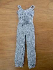Ravelry: #0003 Wine Pant Suit pattern by stickatillbarbie.se