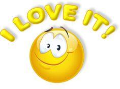 Smiley i love it!