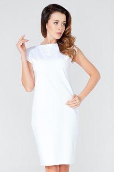 White Tessita Dresses