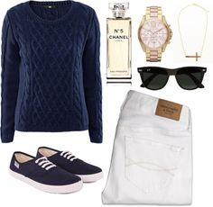 """No. 5"" by nicoledrake on Polyvore"