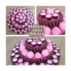 candy-bar-Fotos-Web-Tartas-de-chuches-tarta-chuches-rosa-y-marrón