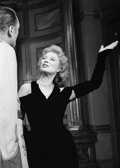 I've met some folks, who say that I'm a dreamer... Greer Garson