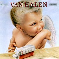 Van Halen's 1984 album.  I always loved the cover art.  The music was pretty awesome too.