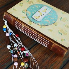 "292 Likes, 17 Comments - Handmade Journals By Johanna (@littlebindy) on Instagram: ""Custom book I just finished 🐥🐥💙"""