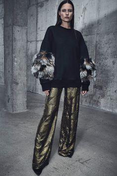 4985b2302b8 Sally LaPointe Pre-Fall 2018 Fashion Show Collection Fashion News, Fashion  Outfits, Womens