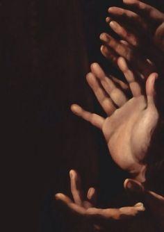 A Bible curriculum for use in public schools. Baroque Painting, Baroque Art, Baroque Sculpture, Italian Painters, Italian Artist, Michelangelo Caravaggio, Renaissance Kunst, Hand Art, Art And Architecture
