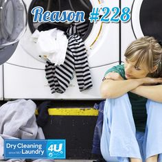 No need to wait. We are here for your convenience at affordable prices - Bring in your laundry and we will take care of it for you.