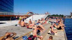 JDS (Julien De Smedt architects): Kalvebod Brygge waterfront in Copenhagen