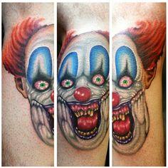 30 Awesome and Creepy Halloween Tattoos