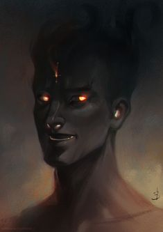ArtStation - Burning, Bruner Cavalcanti