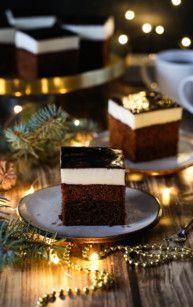 Affogato, Polish Recipes, Polish Food, Sweets Cake, Alice, Xmas, Christmas, Cake Cookies, Tea Party