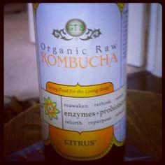 GT's Synergy Kombucha - Citrus Organic Raw Kombucha, Kombucha Brands, Of Brand, Bottle, Flask, Jars
