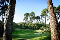 Golf Seignosse, Landes, France