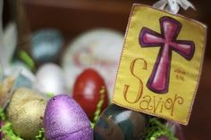 Move over, Easter Bunny - Two Fun Ways to Make Easter All About Jesus