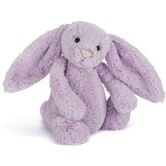 Bashful Hyacinth Bunny Medium
