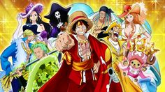 One Piece .. mi anime favorito