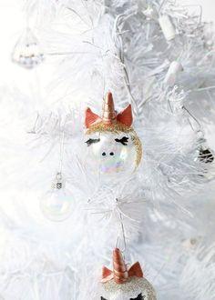 Unicorn Ornaments |