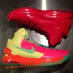 Nike Zoom KD V Multi Color