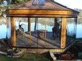 Winterizing A Screened Porch