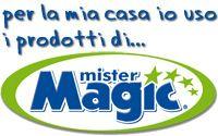 Ci piace pensare che Mister Magic offra una gamma completa di prodotti che aiutino a risolvere i piccoli problemi di pulizia in casa.