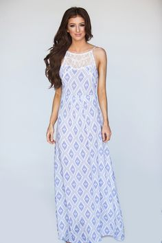 Maxi Dresses, Long Dresses – Morning Lavender