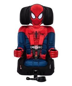 Look What I Found On Zulily Marvel Ultimate Spider Man Booster Car Seat