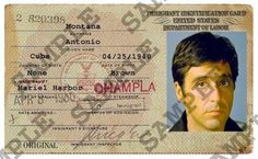 Tony Montana in Scarface, actor Al Pacino Young Al Pacino, Dope Movie, Manolo Escobar, Scarface Movie, 1980s Films, Drug Cartel, Cuba, Movies Showing, Good Movies