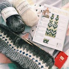 Ravelry: girlswear's Riddari (Icelandic souvenir) for Elsie
