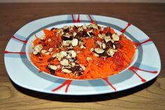 Salade de carotte croquante