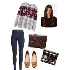 A fashion look from December 2014 featuring Chicnova Fashion sweaters, H&M pants and H&M loafers. Browse and shop related looks.
