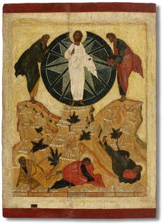 Museum of Russian Icon Religious Icons, Religious Art, Transfiguration Of Jesus, The Holy Mountain, Black Hebrew Israelites, 12 Tribes Of Israel, Russian Icons, Byzantine Icons, Orthodox Icons